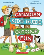 Book cover of CANADIAN KIDS' GT OUTDOOR FUN