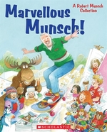Book cover of MARVELLOUS MUNSCH