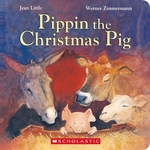 Book cover of PIPPIN THE CHRISTMAS PIG