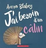 Book cover of J'AI BESOIN D'UN CALIN