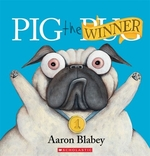 Book cover of PIG THE WINNER