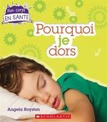 Book cover of POURQUOI JE DORS