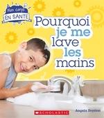 Book cover of POURQUOI JE ME LAVE LES MAINS