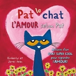 Book cover of PAT LE CHAT L'AMOUR SELON PAT