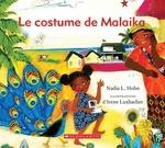 Book cover of COSTUME DE MALAIKA