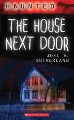 Book cover of HAUNTED - HOUSE NEXT DOOR