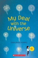 Book cover of MY DEAL WITH THE UNIVERSE