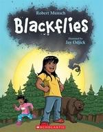 Book cover of BLACKFLIES