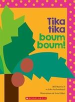 Book cover of TIKA TIKA BOUM BOUM
