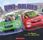 Book cover of DINO-BOLIDES
