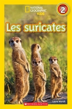Book cover of NG - SURICATES