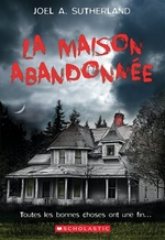 Book cover of MAISON ABANDONNEE