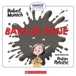 Book cover of BAIN DE BOUE