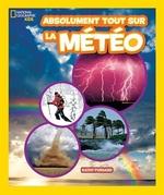 Book cover of ABSOLUMENT TOUT SUR LA METEO