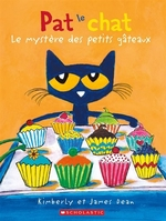 Book cover of PAT LE CHAT LE MYSTERE DES PETITS GATEAU