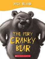 Book cover of VERY CRANKY BEAR