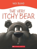Book cover of VERY ITCHY BEAR