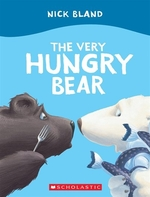 Book cover of VERY HUNGRY BEAR