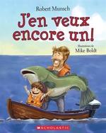 Book cover of J'EN VEUX ENCORE UN