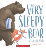 Book cover of VERY SLEEPY BEAR