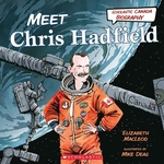 Book cover of MEET CHRIS HADFIELD