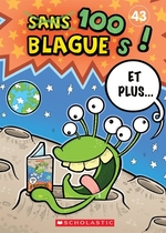 Book cover of 100 BLAGUES ET PLUS 43