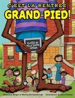 Book cover of C'EST LA RENTREE GRAND-PIED