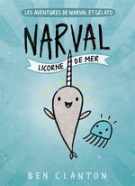 Book cover of AVENTURES DE NARVAL ET GELATO 01