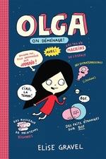 Book cover of OLGA 02 ON DEMENAGE