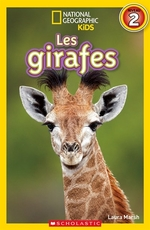 Book cover of NG - GIRAFES NIVEAU 2