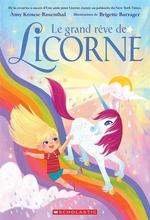 Book cover of GRAND REVE DE LICORNE