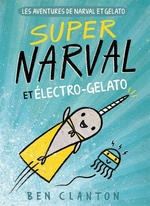 Book cover of AVENTURES DE NARVAL ET GELATO 02