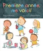 Book cover of PREMIERE ANNE ME VOICI