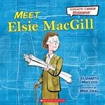 Book cover of MEET ELSIE MACGILL