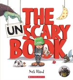 Book cover of UNSCARY BOOK
