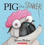 Book cover of PIG THE STINKER