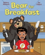 Book cover of BEAR FOR BREAKFAST