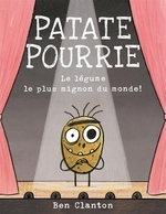 Book cover of PATATE POURRIE