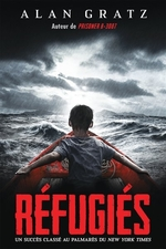 Book cover of REFUGIES