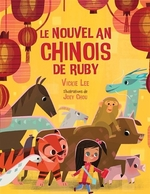 Book cover of NOUVEL AN CHINOIS DE RUBY