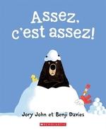 Book cover of ASSEZ C'EST ASSEZ