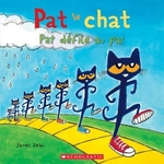 Book cover of PAT LE CHAT PAT DEFILE AU PAS