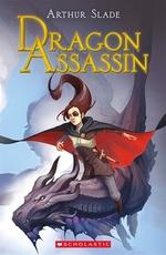 Book cover of DRAGON ASSASSIN