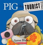Book cover of PIG THE TOURIST