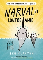 Book cover of AVENTURES DE NARVAL ET GELATO 04 LOUTRE