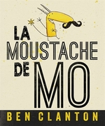 Book cover of MOUSTACHE DE MO