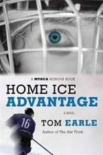Book cover of HOME ICE ADVANTAGE