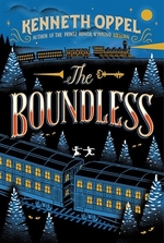 Book cover of BOUNDLESS