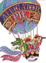 Book cover of ALLIGATOR PIE