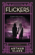 Book cover of FLICKERS